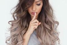 Hair / Styles and coloring