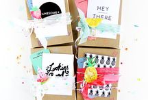 Gift wrapping ideas and tips / Helping you to gift like a pro