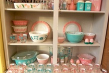 vintage Pyrex / by Erin @ Why Not Sew?