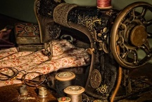 vintage sewing machine love