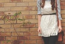 To Wear: Skirts and Dresses. / by Lauren Froese
