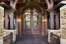 Open the Door to Opportunity / Doors & Keys / by Lisa Du