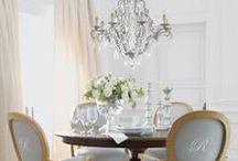 The Dining Room / by Lynda @ Gates of Crystal