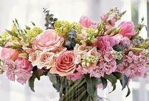 Flower Arrangements / Flower arrangements and centerpieces / by Lynda @ Gates of Crystal
