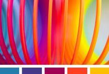 Color Splash / by Irma Mesenberg