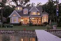 dream home & garden / someday, i will have most of these gorgeous ideas!! / by Jessica Chabot