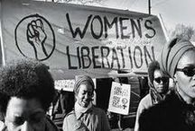 Feminism / Posters, photos, maps, books, movies and arts about feminism.