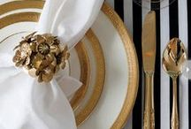 Holidays/Centerpieces / Pretty tables to look at, holidays to decorate