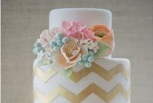 cakes & sweets / by Brijal Vadgama