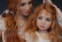 Dolls / by Lenora Ziobro