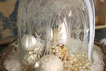 Cloches / Everything looks prettier under glass! / by Jeanne G