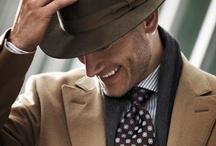 Men's Fashion / by Lisa Du