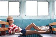 Get Nautical / by Holli True
