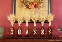 Thanksgiving / by Megan Jackson