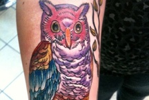 Tattoos! / by Kaci Hull