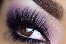 Beauty - Make-up Looks/Tips / Makeup Looks and Makeup Tips / by Tiffani N