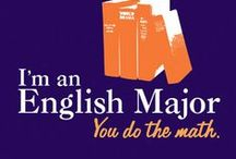 College / English Majors Unite