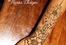 henna & mehndi / by Brijal Vadgama
