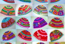 Crochet & Knitting Hats