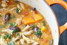 Crockpot Meals and  Soups