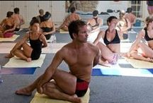 Gorgeous: Men in Yoga Poses