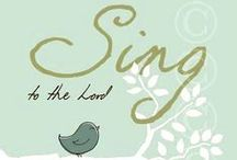 Sing a new song / Sing a song or two
