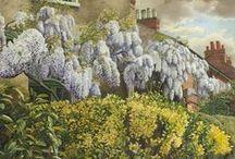 Gardens in Art & Illustration
