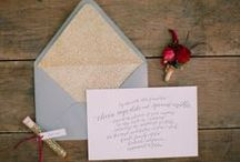 invite inspirations / by Brijal Vadgama