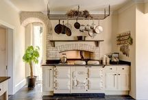 Kitchens to love / Gorgeous kitchens. / by Emily Spicer