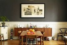 Make a home (the dining room)!