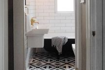 Make a home (the bathrooms)! / by Sonya Quick