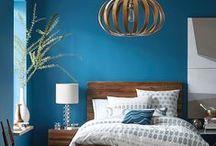 Make a home (master bedroom)!
