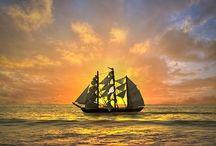 At sea / Ocean adventures