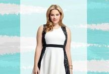 FTF + Spring Dresses 2015 / Plus Size Dresses for Spring 2015 from Fashion To Figure