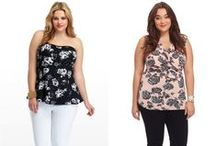 FTF+ Plus Size Spring Clothing  2015 / Plus Size Clothing from Fashion To Figure