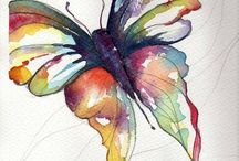 Whimsical Watercolour