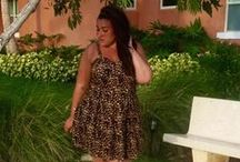 FTF + Power Prints / Plus Size Clothing and Plus Size Dresses from FTF
