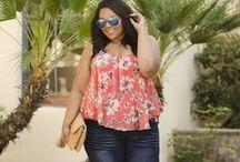 Bloggers <3 #FTFDenim / Plus Size Denim and Jeans