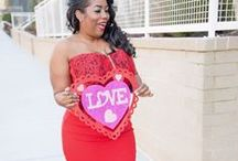 FTF + Be My Valentine / Valentine's Day outfits and ideas from plus size fashion retailer Fashion To Figure