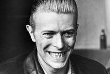 DAVID BOWIE & ses mille visages / David Bowie : les mille visages de l'icône du rock