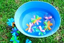 SUMMER / Recipes, crafts and projects during those hot summer months when the kids are out of school