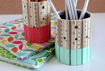 SCHOOL / Teacher gift ideas, back to school party inspiration, classmate treats, end of year hand outs and printables