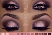Makeup, Hair & Nails.....OH MY! / by Alyx McAnally