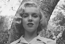 Marilyn Monroe by Ed Clark / 24 year old Marilyn Monroe in Griffin Park, LA