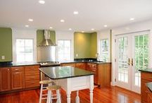 Go Green in Your Home / Green solutions