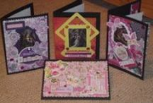 My hand crafted cards. https://www.facebook.com/groups/greetingsfromgothicraven/