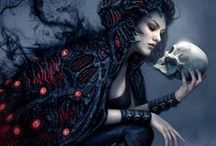 Gothic and fantasy imagery