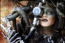 Steam-punk Imagery
