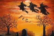 halloween / something (not too) wicked this way comes! / by Susan Lawless