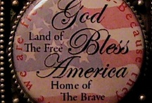 America, America / it's a blessing to be free